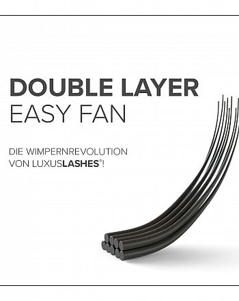 NEU NEU Double Layer Easy Fan
